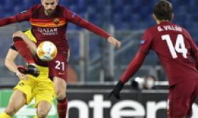 Europa League: Roma-Young Boys 3-1