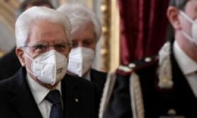 Mattarella starts crisis talks with parties (2)
