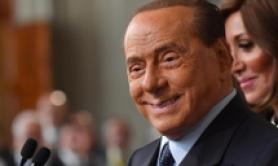 Berlusconi warns agst PD-M5S govt