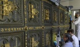 The story of the three sets of Florence Baptistery doors
