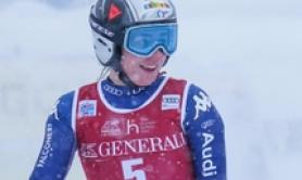 Sci: Cdm; Delago 2/a in superG Lake Louise, vince Rebensburg