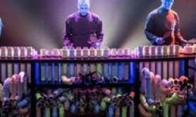 Blue Man Group, a NY mostra sul fenomeno