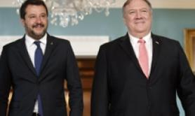 Italy most credible US interlocutor in EU says Salvini