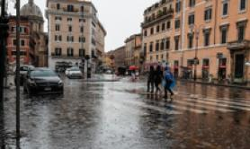 Storms, torrential rain continue to pound Italy
