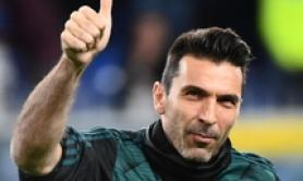 Soccer: Buffon says may carry on on 42nd birthday