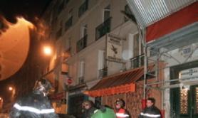 Incendio in banlieue Parigi, un morto