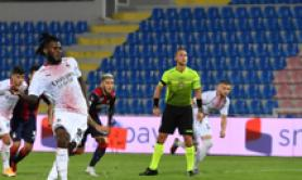 Serie A: Crotone-Milan 0-2