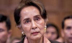 Suu Kyi all'Aja, accusa genocidio errata