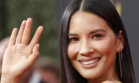 Olivia Munn a Los Angeles ai Creative Arts Emmy Awards