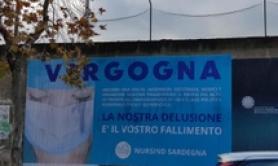 "Covid: manifesti Nursind su stato ospedale Nuoro, ""Vergogna"""