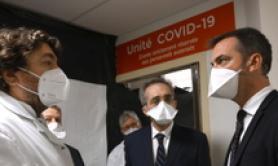 Coronavirus: Francia, 11.123 nuovi casi in 24 ore