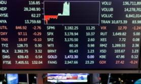 Wall Street apre in calo, Dj -0,17%
