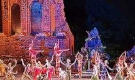 Ballerini coreani incantano Taormina
