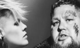 Rag'n'Bone Man con P!nk nel brano Anywhere away from here