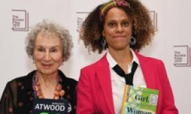 Booker Prize a Atwood ed Evaristo