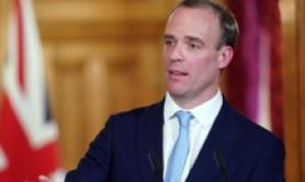 Raab, Johnson in mani sicure