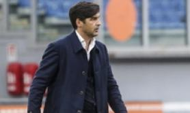 E. League:Roma;Fonseca 'Ajax? Gara più importante dell'anno'