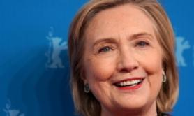 Berlino: Hillary Clinton, io donna e first lady