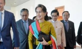 San Suu Kyi a Aja si difende su Rohingya