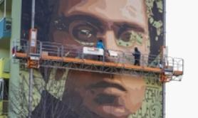 New Gramsci mural causes row