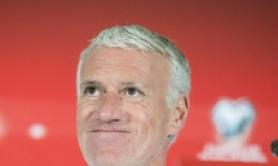 Deschamps, Juve? No, penso alla Francia