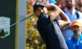Golf: Hainan Open, Laporta leader