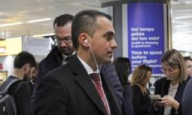 M5S in difficulty admits Di Maio