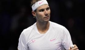 Atp:riscatto Nadal, Medvedev ko in 3 set