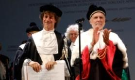 Laurea honoris causa ad Alberto Angela