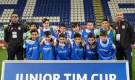 Junior Tim Cup: fase finale a Coverciano