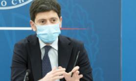 COVID: 99% of Italy set to be a white zone -Speranza