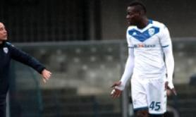Soccer: Balotelli ejected from Brescia training