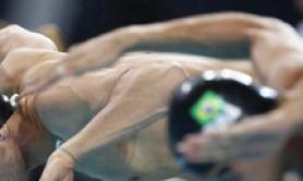 Swimmer Di Giorgio gets 8-mt doping ban