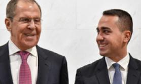 Libya: Moscow role fundamental says Di Maio