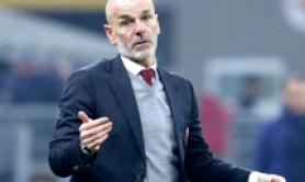 Pioli, Milan in emergenza infortunati