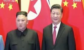 Corea Nord-Cina: Xi a Pyongyang da Kim