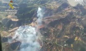 Le fiamme devastano Gran Canaria, novemila evacuati