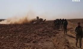 Siria, iniziata l'offensiva turca a Manbij
