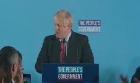 "Johnson: ""Brexit decisione inconfutabile dei britannici"""