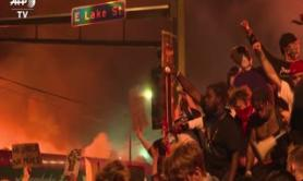 Minneapolis in fiamme, proteste per la morte di George Floyd