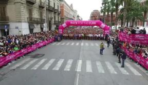 Race for the Cure: in 18mila di corsa a Bari contro i tumori al seno