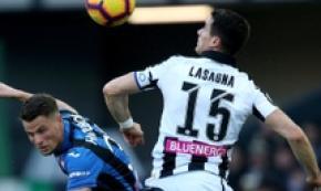 "Udinese: Nicola ""dobbiamo migliorare"""