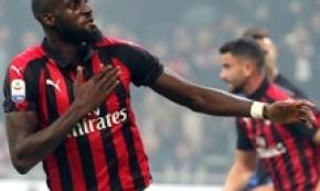 Soccer: Racist chants by Lazio fans agst Bakayoko