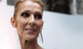 Celine Dion alle sfilate del Paris Fashion Week