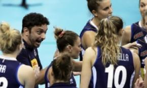 Volley: Europei donne, Italia in Polonia