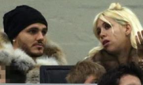 Inter: visite per Icardi, con lui Wanda