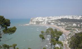 Wwf denuncia: «Sventrata montagna Gargano per arrivare al mare»