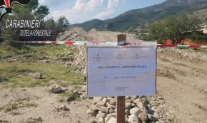 Tricarico, sequestrata dai Cc area 12.700 mq occupata abusivamente