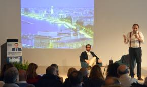 Primarie centrodestra Bari, Melchiorre candidato incontra cittadini