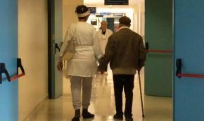 Fiocco azzurro a Cerignola: diventa papà alla veneranda età di 93 anni